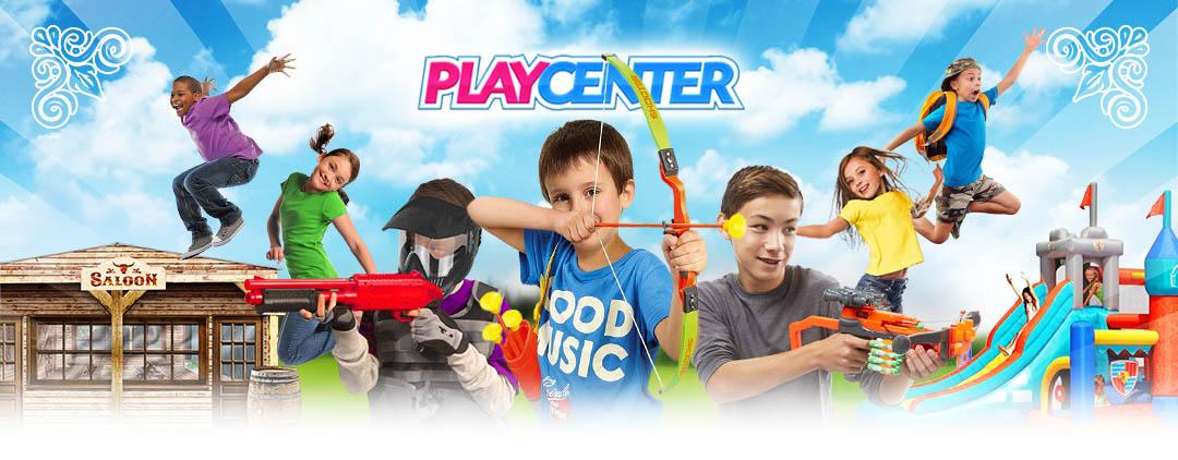 Playcenter - Parque de Diversões no Grande Porto!